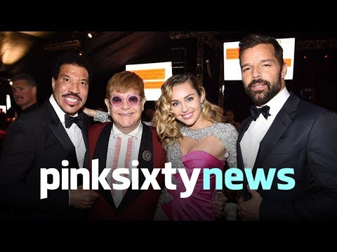 ELTON'S HIV/AIDS FUNDRAISER MAKES NEARLY $6M IN ONE NIGHT