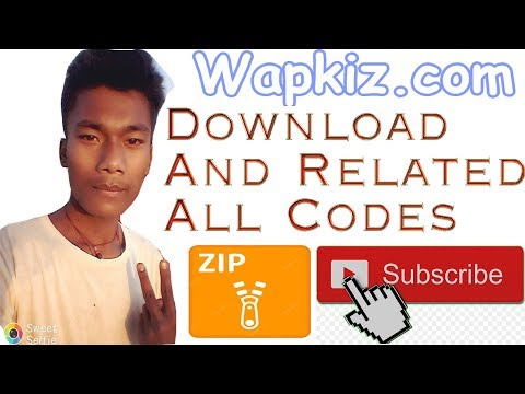 Download And Related Code For Wapkiz Site 2018