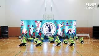 Чир Спорт 2021  - 003 - PARADISE,  Ухта