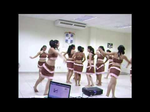 baile de misquitas , pescadores y sirena grupo de danza de la uca