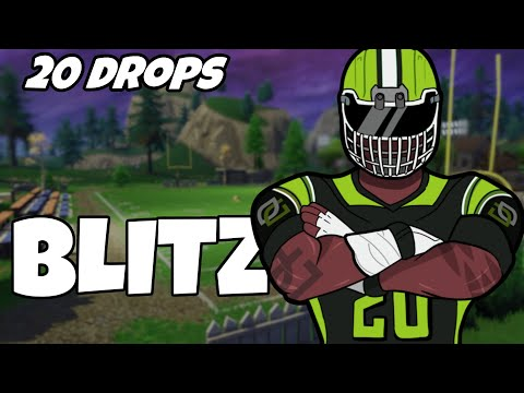 I Dropped Blitz 20 Times And This Is What Happened
