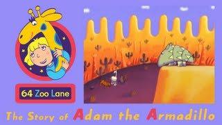 64 Zoo Lane - Adam the Armadillo S01E08 HD | Cartoon for kids