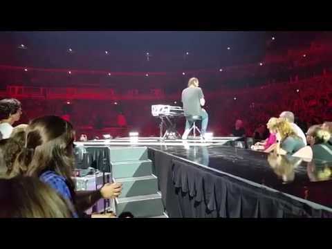 Take All of Me // Joel Houston Message - Hillsong UNITED - Live in Chicago