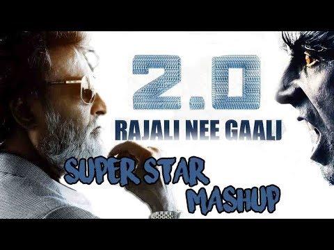 Rajali Nee Gaali | Super Star Mashup | Shankar | A.R