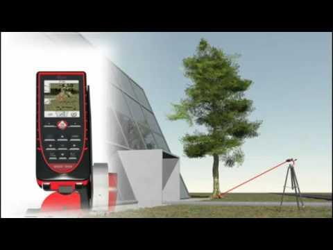 Laser Entfernungsmesser Mit Zielsucher Bosch : Leica disto höhentracking laser shop youtube