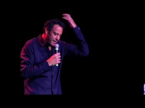 Brad Garrett Performing 12161219 in NYC at Comix!