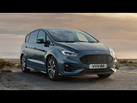 2020 Ford S-MAX