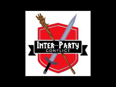 Inter-Party Conflict Episode 40: On Game Design