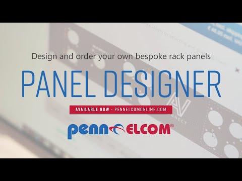 New From Penn Elcom Panel Designer