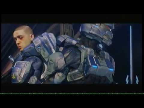 (All Cutscenes, No Gameplay) - Halo 4: Spartan Ops - Season 1