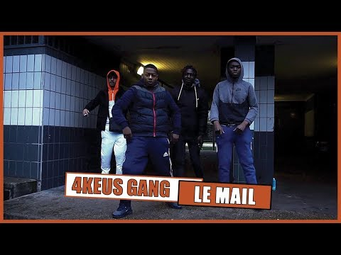 4Keus Gang - Le Mail
