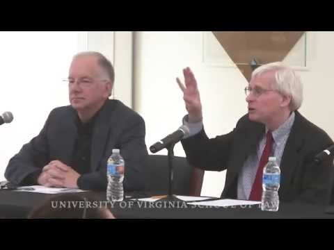 """Executive Amnesty"" with UVA Law Professors David Martin and John Harrison"