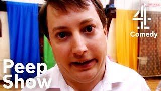 Mark Corrigan's Guide To Dancing...  Peep Show  Best Of Mark Part 1