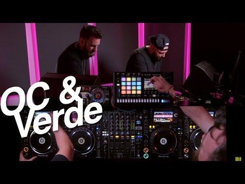 OC & Verde - DJsounds Show 2018