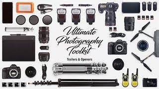 Intros y presentación para fotógrafos en After Effects