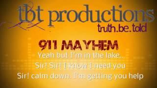 Man Drives into Lake - 911 Mayhem - Episode1