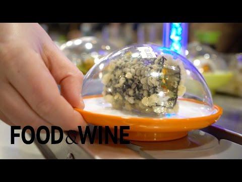 YO! Sushi's Moving Sushi Meets Manhattan | Food & Wine
