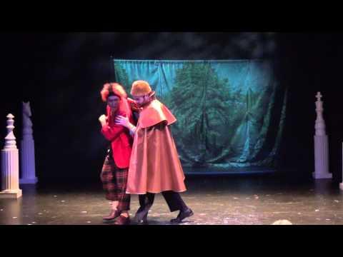 Il Giasone, by Cavalli  –  Act I, Scene 7 – Gobbo solo, then Gobbo & Oreste