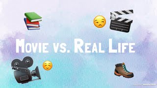 Movie VS. Real Life Part 3! | With Boston! | + HUGE ANNOUNCEMENT!