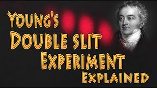 Young's double slit Experiment explained