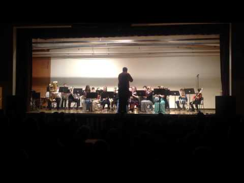 Modoc Middle School Sounds of the Seasons!