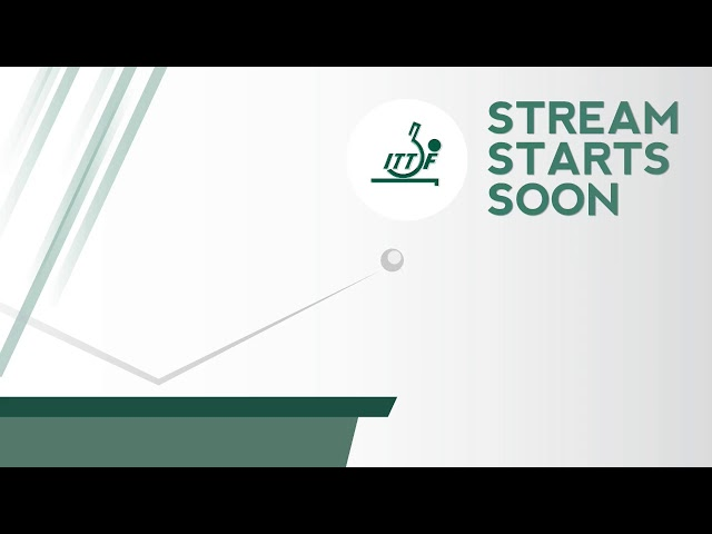 2019 European Para Table Tennis Championships - Day 3 | Table 3