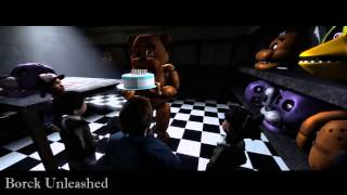 Five Nights at Freddy's 2 | Song | 3DAnimation | BY: Borck Unleashed