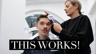 My Thicker Hair in 30 Days | This Treatment WORKS: Not Clickbait! (ad)
