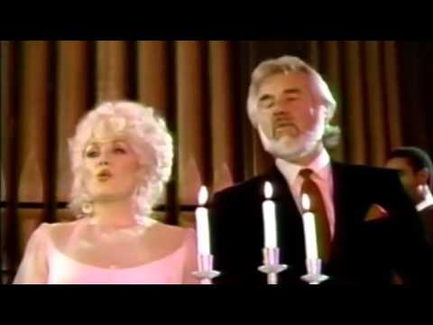 Dolly Parton & Kenny Rogers  - Once Upon A Christmas (Film version)