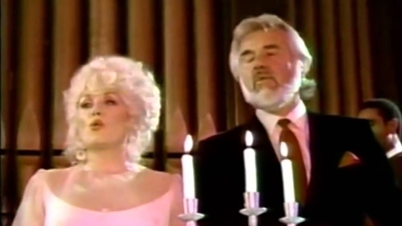 Dolly Parton & Kenny Rogers - Once Upon A Christmas (Film version ...