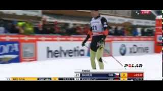Legkov (RUS) records first 15 km classic victory in Toblach