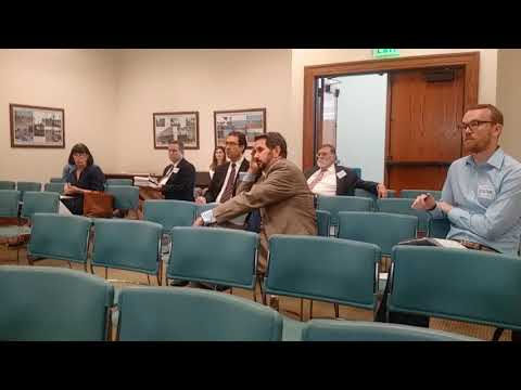 2017 09 07 Los Angeles Ethics Commission Interested Persons Meeting Part 2/2