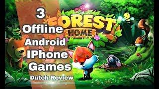 Nieuwe games Android / Iphone Dutch Review 2018 - Nederlands gesproken. gratis offline spellen