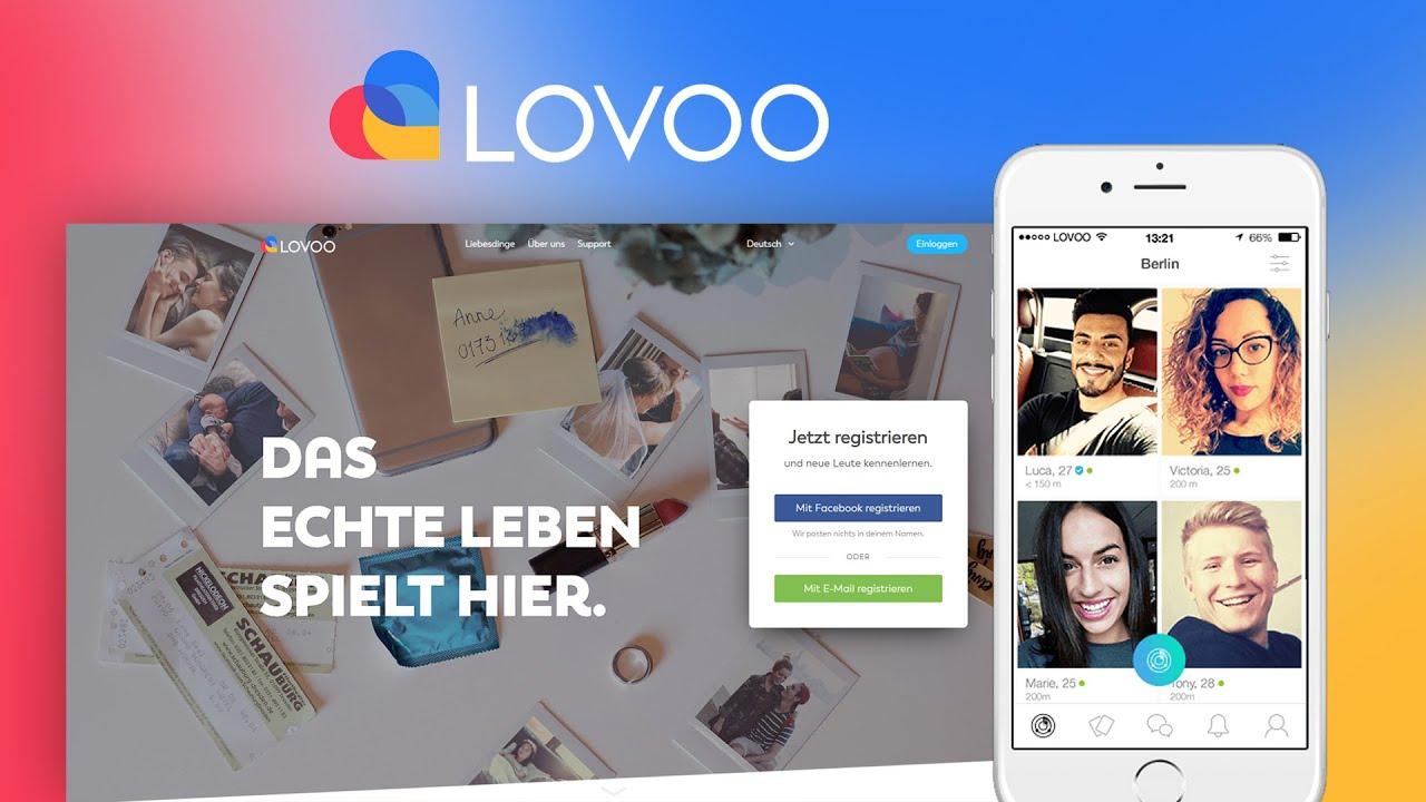 Lovoo profil melden was passiert