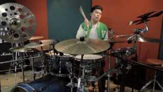 Echa Soemantri - Justin Timberlake - Mirrors (Drum Reinterpretation)