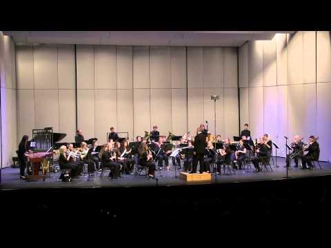 Groove Music - Balmages - OBU Wind Ensemble