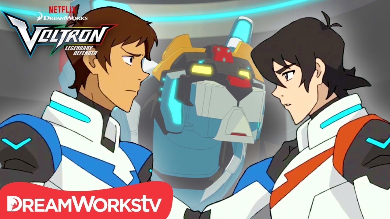 If The Lion Fits Dreamworks Voltron Legendary Defender Youtube