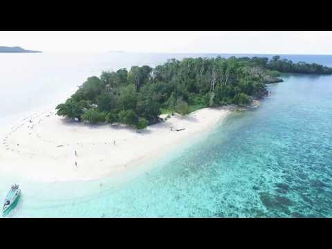 Pulau Lihaga Surga bagi traveller di Sulawesi Utara