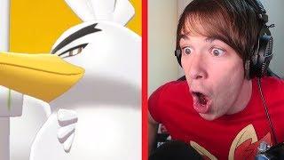 SIRFETCH'D NUEVO POKÉMON! NUEVO TRÁILER de Pokémon Espada y Escudo | REACCIÓN