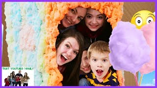 Baixar Cotton Candy Box Fort / That YouTub3 Family
