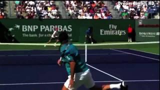 Rafael Nadal-Tremendous forehand HD 1