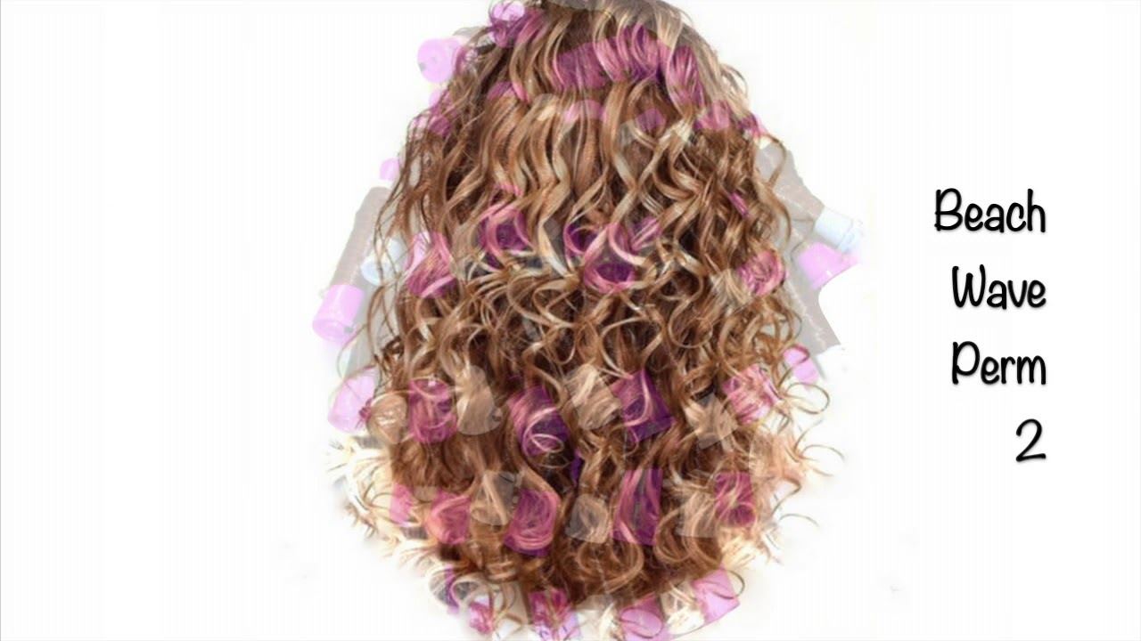 The Guide To Getting The Perfect Perm Youtube