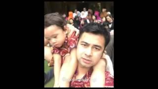 Serunya Lebaran hari pertama Nagita Slavina Rafathar Raffi Ahmad di Bandung