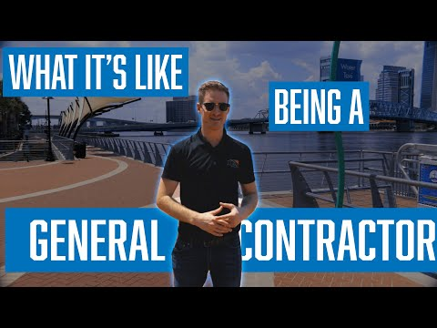 What it's like being a General Contractor | Jesse Lane