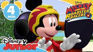 Mickey and The Roadster Racers | Donald's Pit Crew - Magical Moment ✨| Disney Junior UK