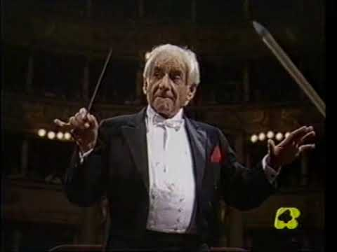Bernstein at La Scala, 1984 (Mozart & Mahler)