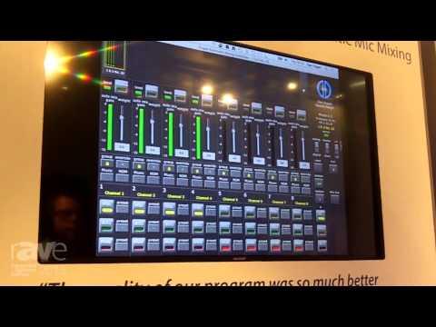 ISE 2015: Gary Kayye Talks with Dan Dugan of Dan Dugan Sound Design