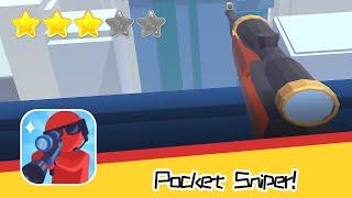 Pocket Sniper! Walkthrough One shot, one kill Recommend index three stars