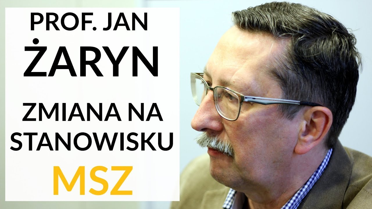 Prof. Żaryn o zadaniach rządu po rekonstrukcji: Obrona suwerenności i zryw innowacyjny