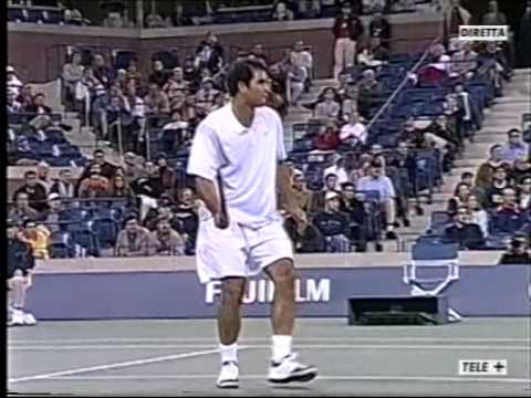 The best of improvisation   Pete Sampras